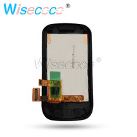 3 inch For GARMIN EDGE 1000 LCD display with capacitive touch screen panel bike navigation LCD screen Repair parts