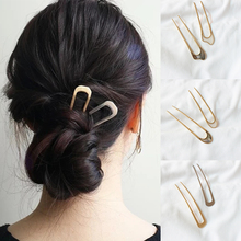 Vintage Gold Silver Tree Hair Clips Girls Alloy Branch Hairpins Fashion Hairgrips Lady Elegance Metal Accessories For Women