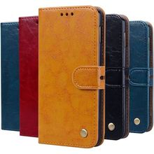 Luxury PU Leather Silicone Holder Case For Huawei P Smart Plus Z Y5 II Y6 Pro 2017 Y7 Prime 2018 Y9 2019 Card Pocket Cover P17F все цены