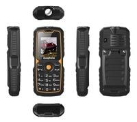 Guophone Stone V3S Cheapest Small Elder Phone Quadruple Protection Long Standby Big BOX Speaker With LED