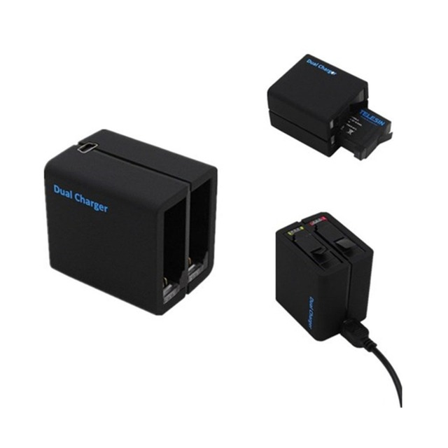 TELESIN-Gopro-hero-4-battery-charger-pac