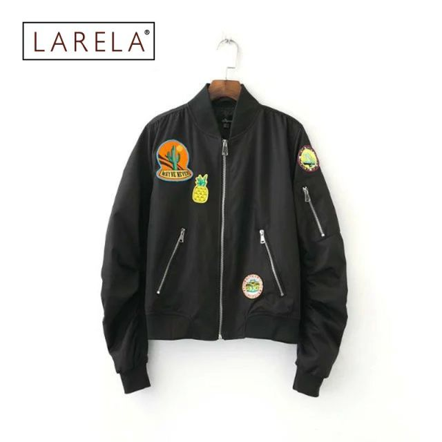 Bomber Baseball Jacket