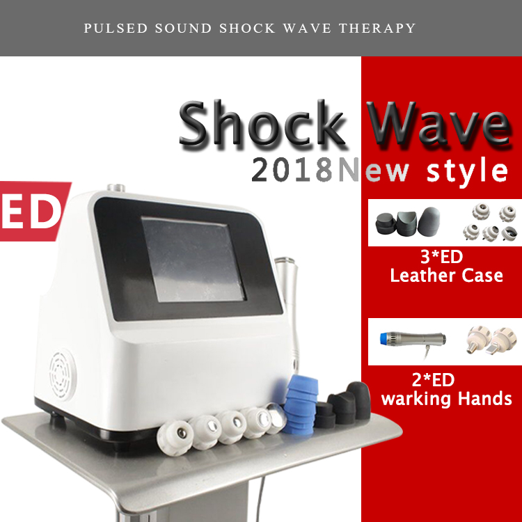 Portable Pneumatic Shock Wave Physiotherapy Equipment Wave Therapy Shockwave For Weigh Loss Pain Relief Machine