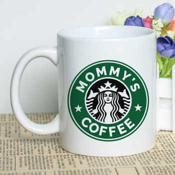 Special Discount Promotion Custom Name Coffee Cup Ceramic 330ml or Bone China 300ml Personalized Tea Mug Unique Design Gift