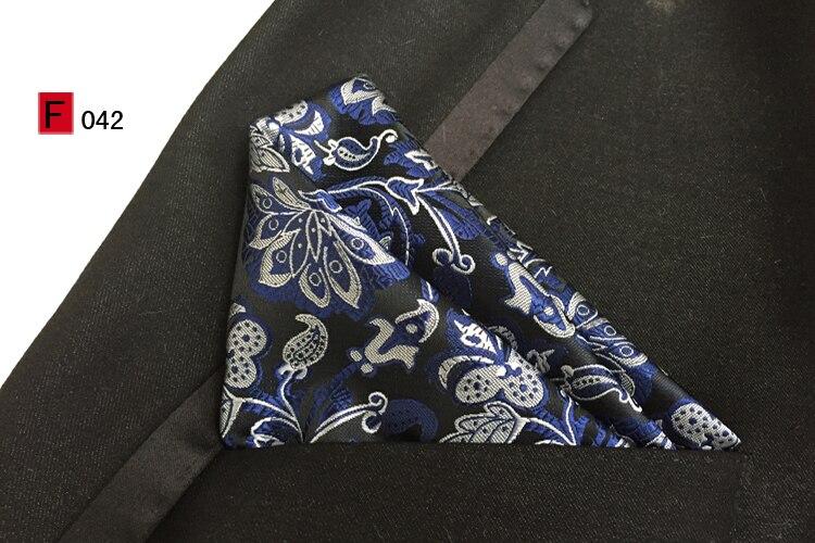 Свадебный галстук жениха набор 8 см формальный цветочный шейный платок с уникальным тканым карманом квадратный