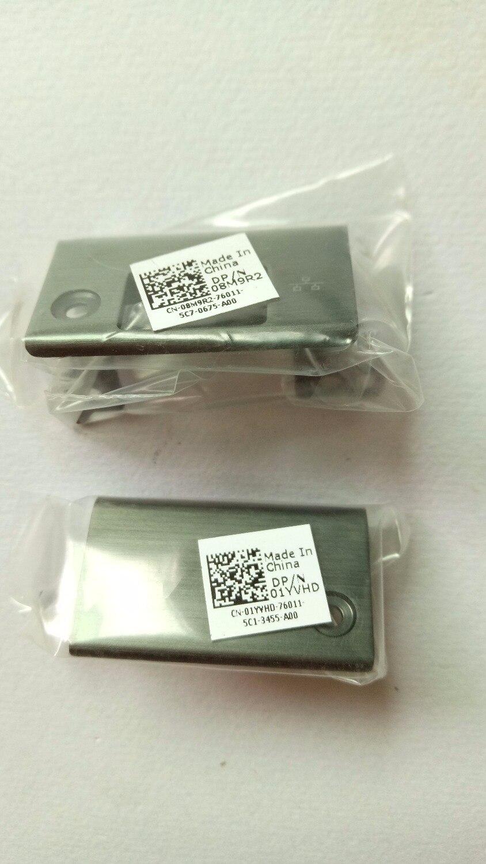 new original FOR Dell Latitude E7250 Hinge Cover L+R non touch model 08M9R2 01YVHD
