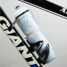 Plástico nuevo diseño de botellas de botellas de agua con 700 ml de Bicicletas Ciclismo Camping deportes Es un buen regalo para los amantes del deporte
