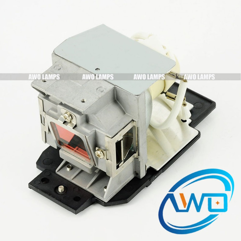 AWO New Original Projector Lamp 5J.J3A05.001 with Module for BENQ MW881UST/MX712UST/MX880ST/MX880UST 5j j3a05 001 original 230w replacement lamp for benq mw881ust mx712ust mx880st mx880ust projectors