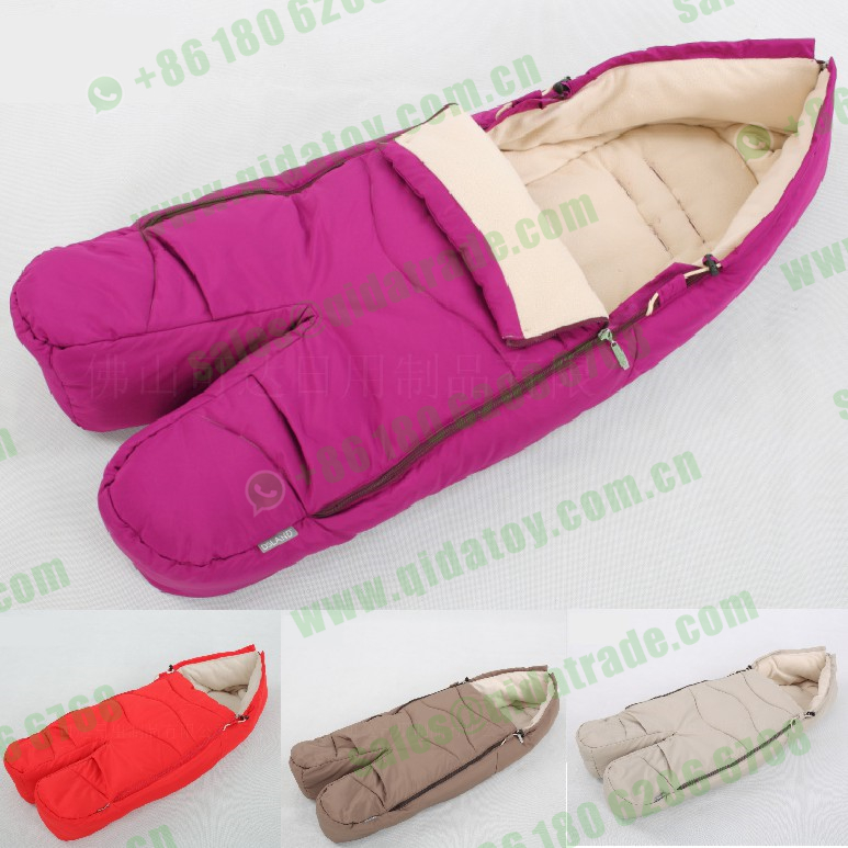 stokke xplory footcover winter sleeping bag foot muff glove(China (Mainland))