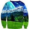 Space Themed sweatshirts Men Hoodies  5
