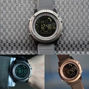 Image 2 - Nieuwe Zeblaze Vibe 3 Vlaggenschip Robuuste Smartwatch 33 Maand Standby tijd 24H All Weather Monitoring Smart Horloge voor Ios En Android