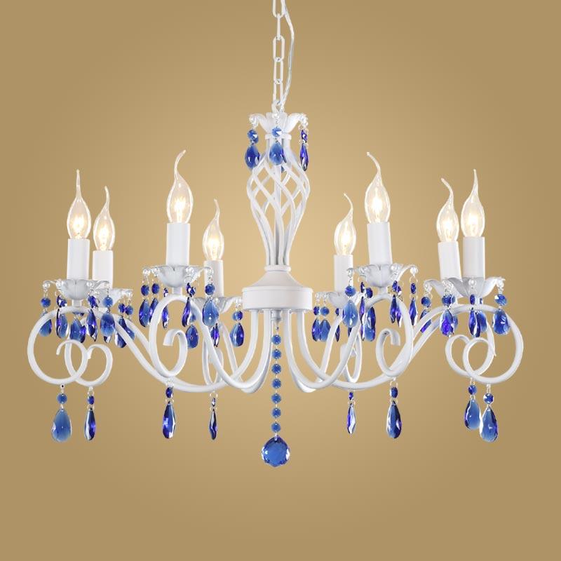Modern Crystal Chandelier For Kitchen Bedroom Hanging