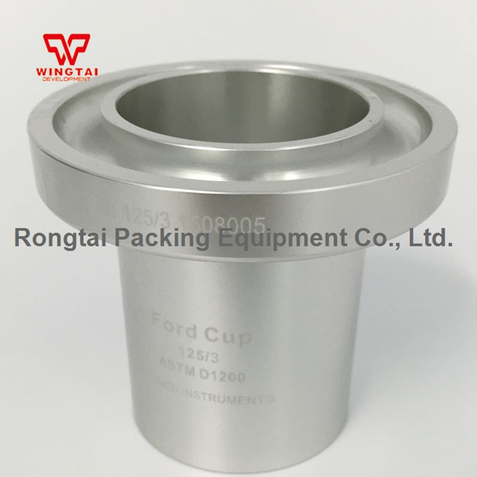 Ford Viscosity Cup USA Viscosity Ford Flow Cup 3 usa viscosity cup 4 12mm aperture aluminium alloy ford cup 4 viscosity measurement