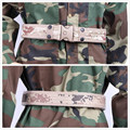 High quality belts Woodland Camo Waistband Tactical Hunting Outdoor Sport Field Belt