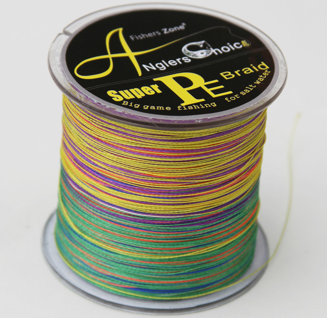 Multifilament Fishing Line
