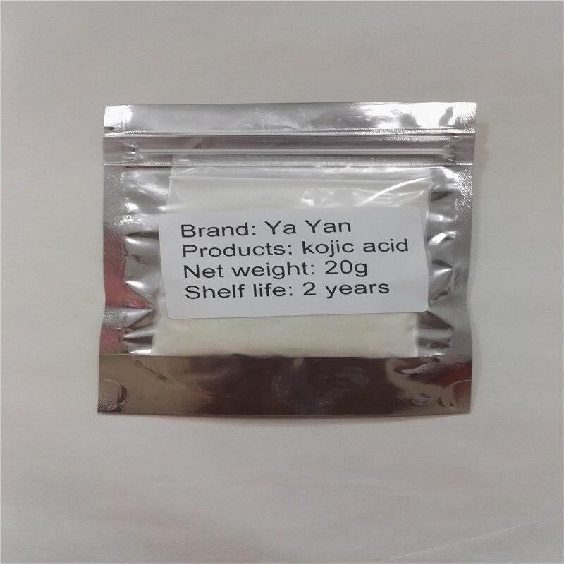 20 gramm valódi tisztaságú 99% -os kénoinsav por elleni szeplős - Bőrápolás