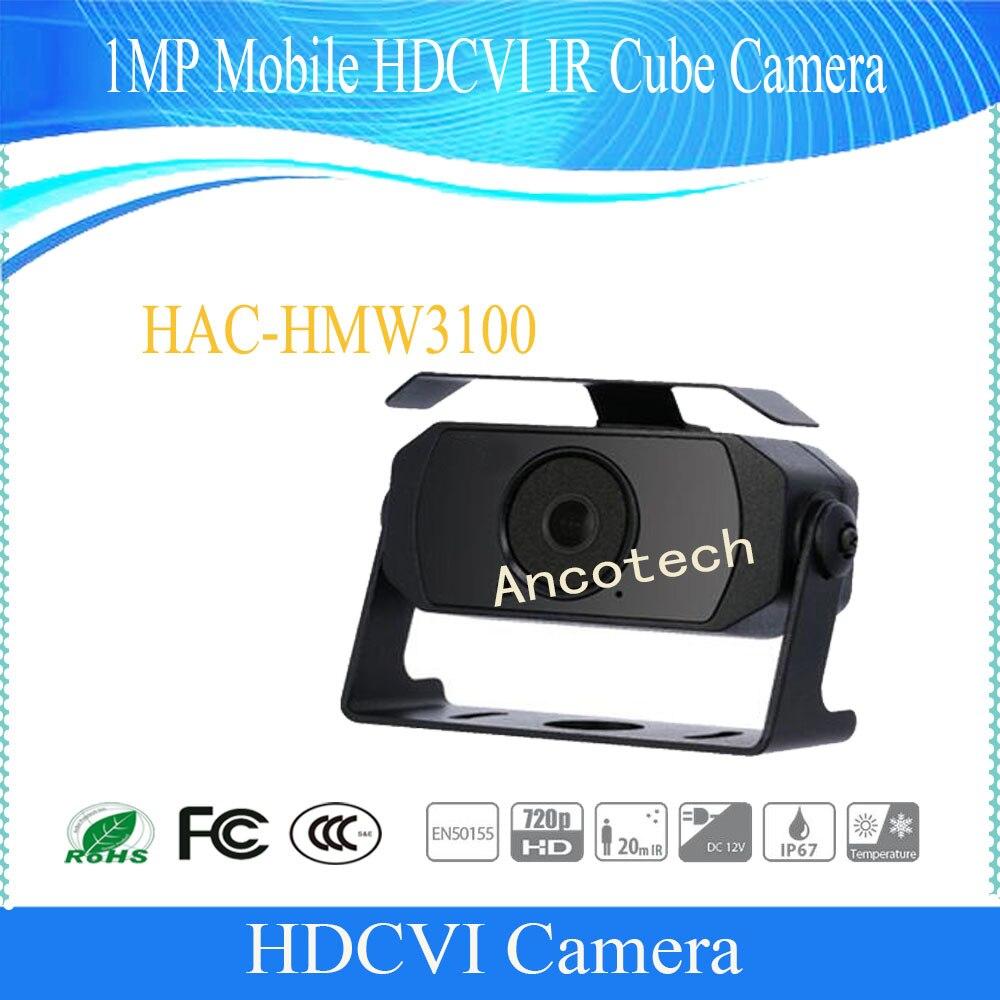Здесь продается  Free Shipping DAHUA NEW Product CCTV Camera 1MP Mobile HDCVI IR Cube Car Camera without Logo HAC-HMW3100  Безопасность и защита