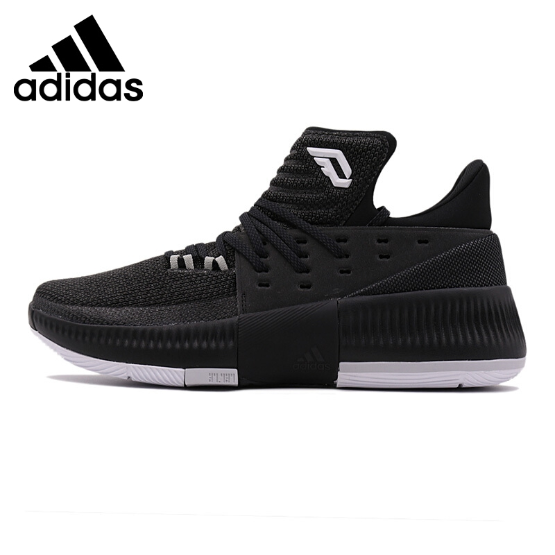 Original New Arrival 2017 Adidas Dame 3 Men's Basketball Shoes Sneakers original li ning men professional basketball shoes