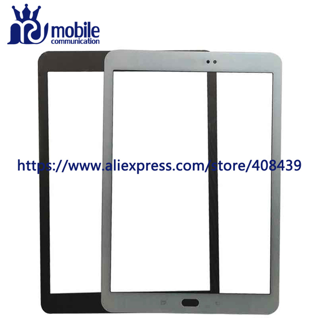 10pcs New T815 Touch Front Glass Lens For Samsung Galaxy Tab S2 T815 T810 Touch Screen Glass Digitizer Sensor Glass Lens