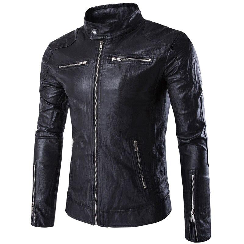 Buy leather stylish jackets