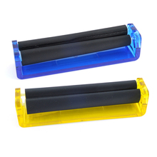 12 pcs/lots 110mm Rolling Machine Tobacco Roller Paper Cigarette Maker For Mixed Color Send