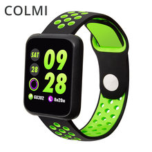 COLMI Smart Watch Men IP68 Waterproof Blood Pressure Fitness Tracker Women Clock Kids Smartwatch For iphone android phone(China)