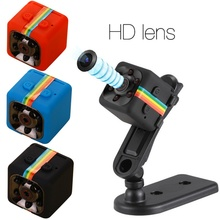 Мини Камера HD видеокамера HD ночного видения мини Камера 1080 P Aerial Mini DV Спорт голос видеомагнитофон мини видеокамеры HD объектив