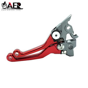 Image 3 - JAER CNC Foldable Pivot Clutch Brake Lever For Suzuki RMZ250 2007 2018 RMZ4502005 2018 RMZ250 2004