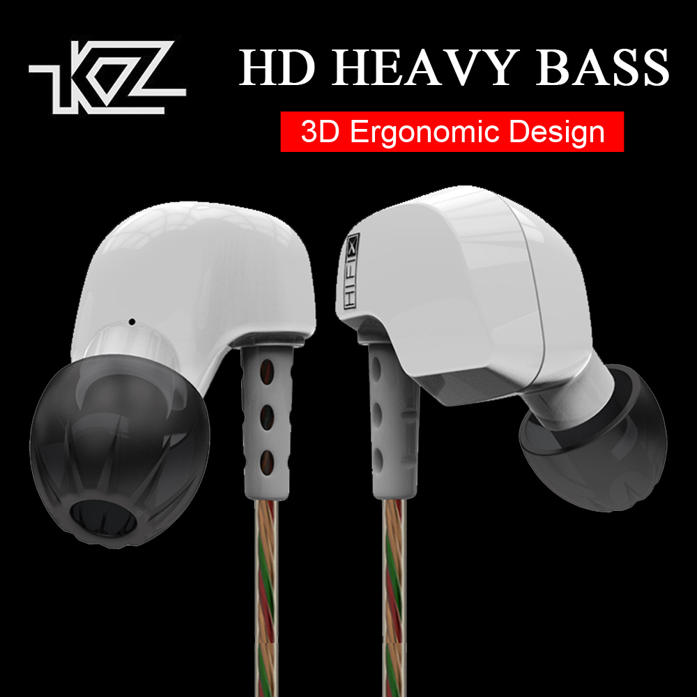 Original KZ HD9 Stereo Sport Earphones with Mic for Phone Earphone DJ Earpieces Bass Headset Runing Earbuds HIFI Ear Phones kz zs3 detachable in ear sport earphones with mic for mobile phone hifi stereo earphone dj xbs bass headset runing earbuds