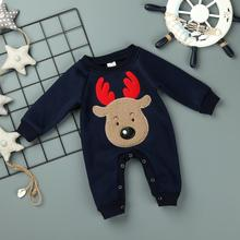 Christmas Baby Romper 2 Colors