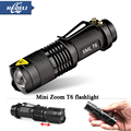high-quality Mini Portable torch 2800LM Waterproof LED Flashlight 5 Modes Zoomable LED Torch penlight Linterna led