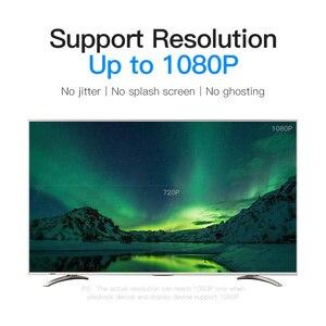 Image 4 - HDMI do DVI DVI D 24 + 1 pin Adapter 4K dwukierunkowy DVI D wtyk męski do HDMI męski konwerter kabel dla LCD DVD HDTV XBOX