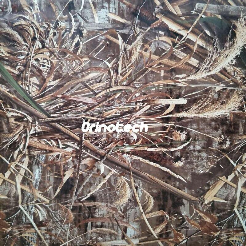 Gazon ombre Realtree Camouflage Vinyle pellicule de film Avec La Bulle D'air Libre de Style de Voiture Autocollant Voiture Moto Autocollant D'emballage - 4
