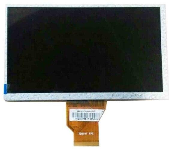 Original 7inch 50pin needle pin 20000938-30 at070tn90 v.1 v.x lcd screen display screen 164X100X3mm Free shipping 7 inch love charm a76 a77 still in iraq n77 9 inch lcd display neiping innolux 20000938 30