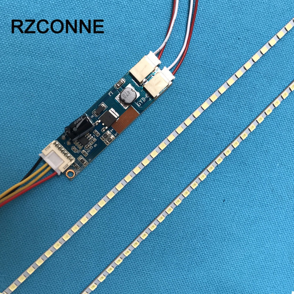 420mm Led-hintergrundbeleuchtung Streifen Kit Einstellbare helligkeit Update Ihre 19