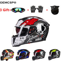 Motorcycle Helmet Off Road Professional ATV Cross Racing Hot Sales Professional Bike Capacete Motocross Helmet Safe