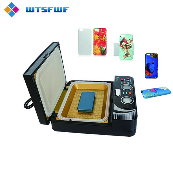 Freeshipping Wtsfwf <font><b>ST</b></font>-<font><b>2030</b></font> 3D Sublimation Heat Transfer Printer 3D Vacuum Heat Press Printer for All Phone Cases Except Ipad image