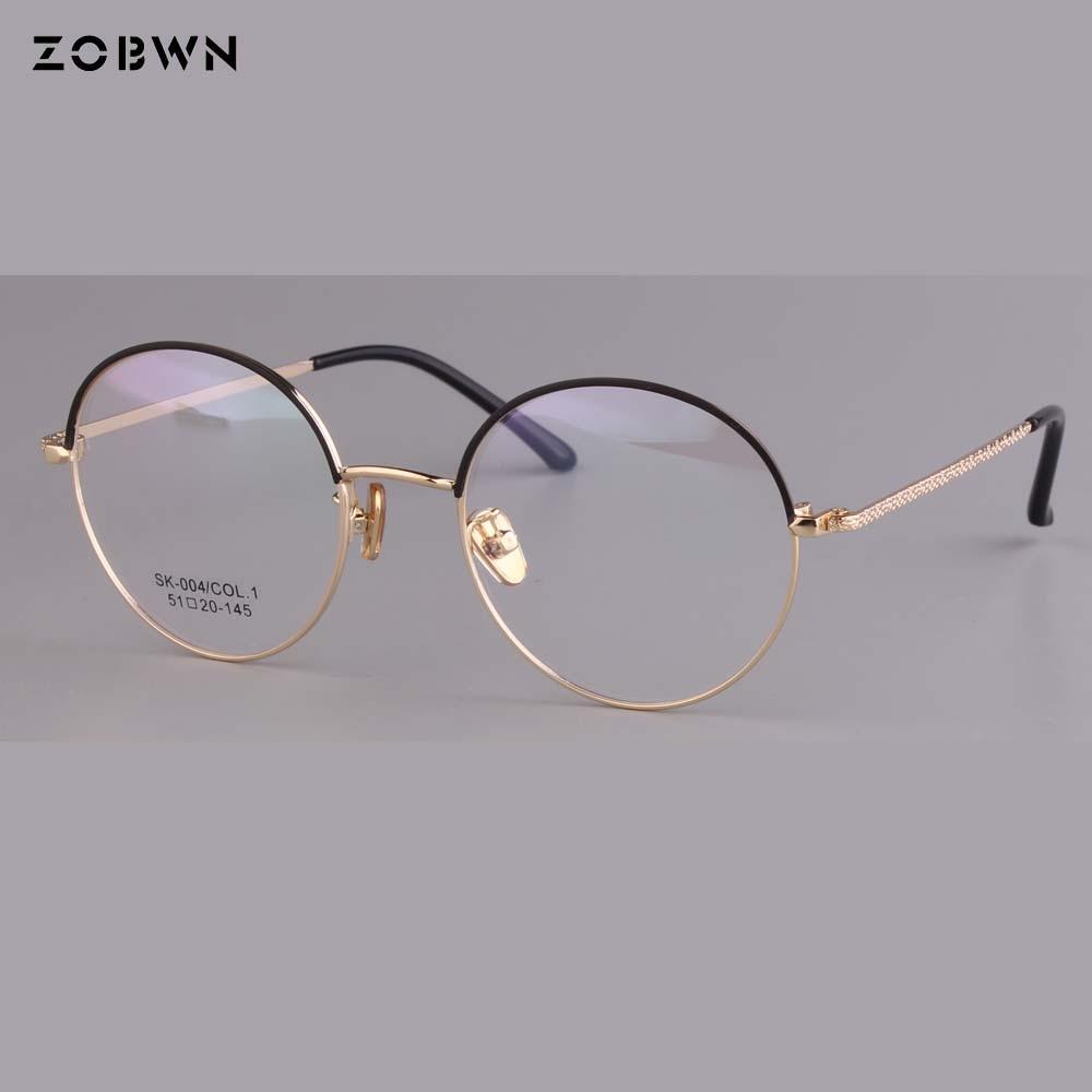 Frauen Glas Optische Runde Mix Hohe Neue Full Klar Männer frame Rahmen Brille Qualität Großhandel Gläser Mode Mit CCawqUP