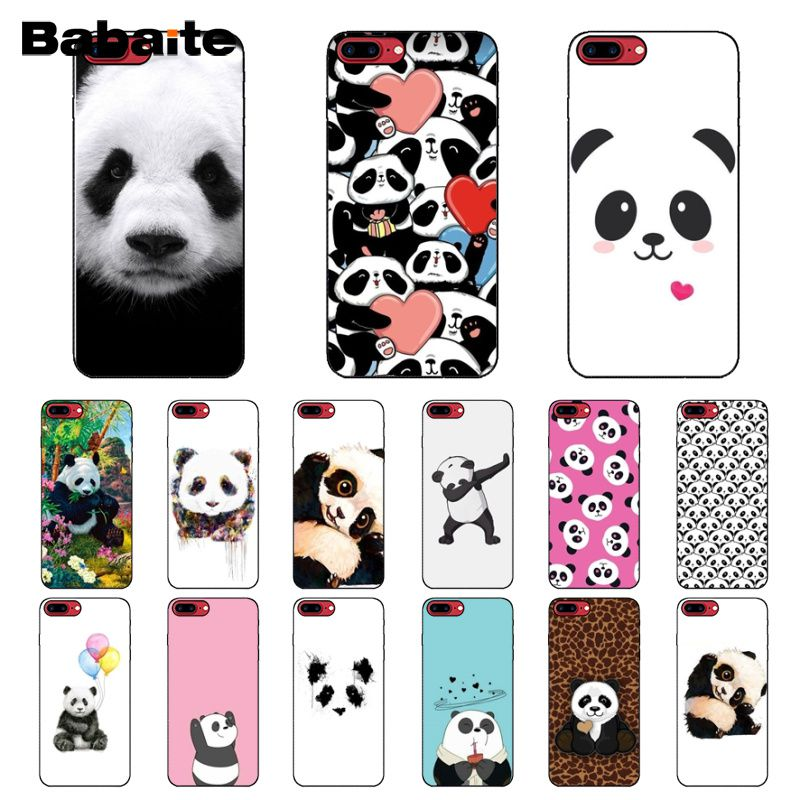 Cases, Covers & Skins Panda Unicorn Pandicorn Funny Cute Flip Phone Case Cover For Iphone Samsung Discounts Price