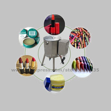 Lipstick heating mixer Nail polish filling machine filling machine 15L