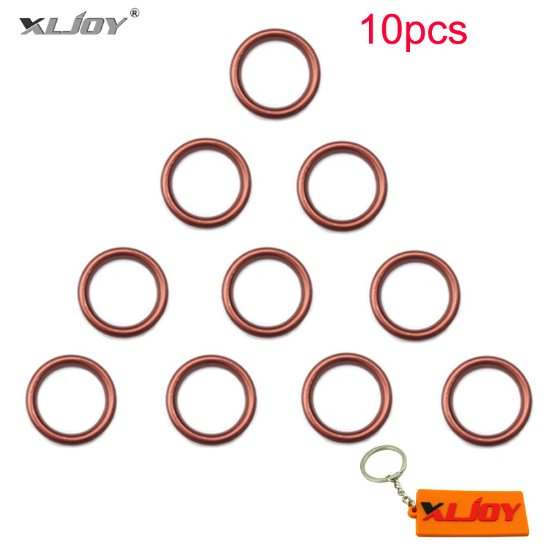 Exhaust Muffler Pipe Gasket for 50cc 70cc 90cc 110cc 125cc 150cc 200cc 250cc ATV Quad Dirt Pit Bike Go Kart Scooter Moped