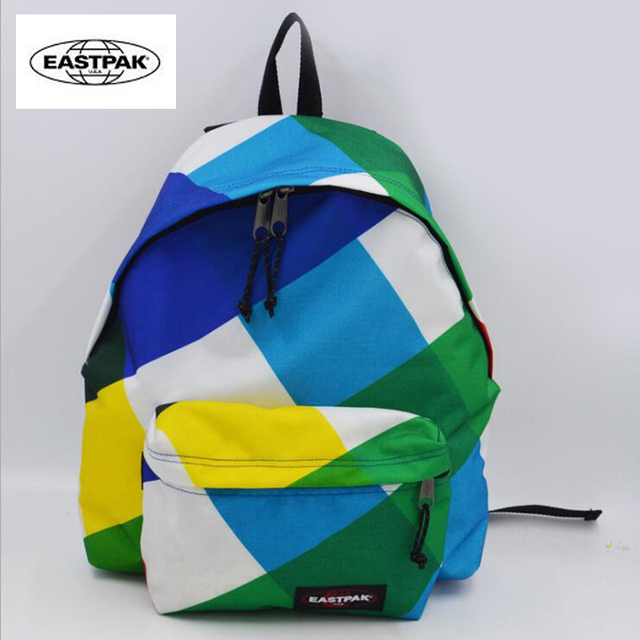 10aeadcf77 Brand USA EP Backpack Fashion Eastpack Backpacks Traval Sport Bags Students  sac a dos femme homme School Bag East Pack Mochilas