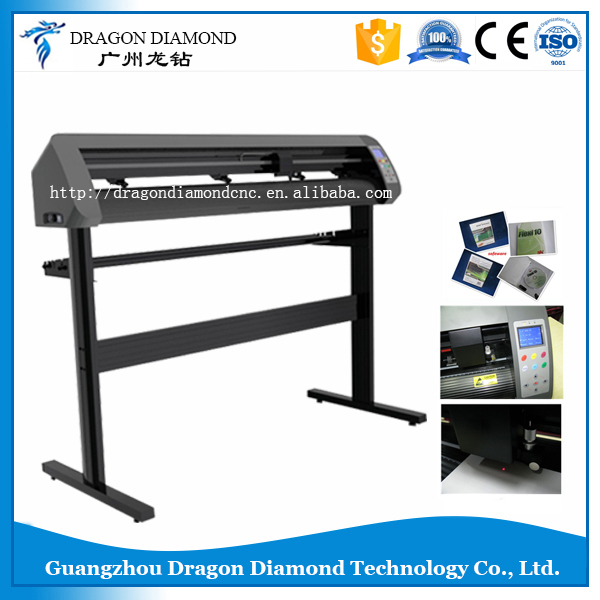 High Quality!! Vinyl Cutting Plotter TH-1300L With Contour Cutting /Guangzhou Vinyl Cutter Plotter For Sale цены онлайн