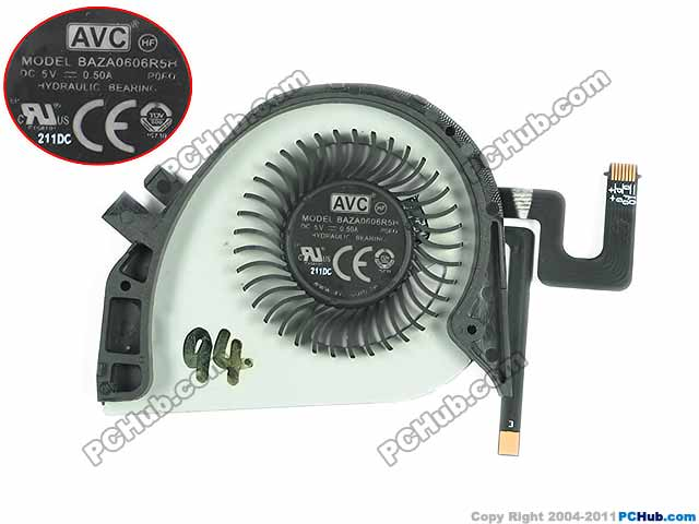 AVC BAZA0606R5H Server Cooling Fan DC 5V 0.5A free delivery server fan avc 12 v 1 14 a 4 cm ball double rotor cooling fan db04048b12u