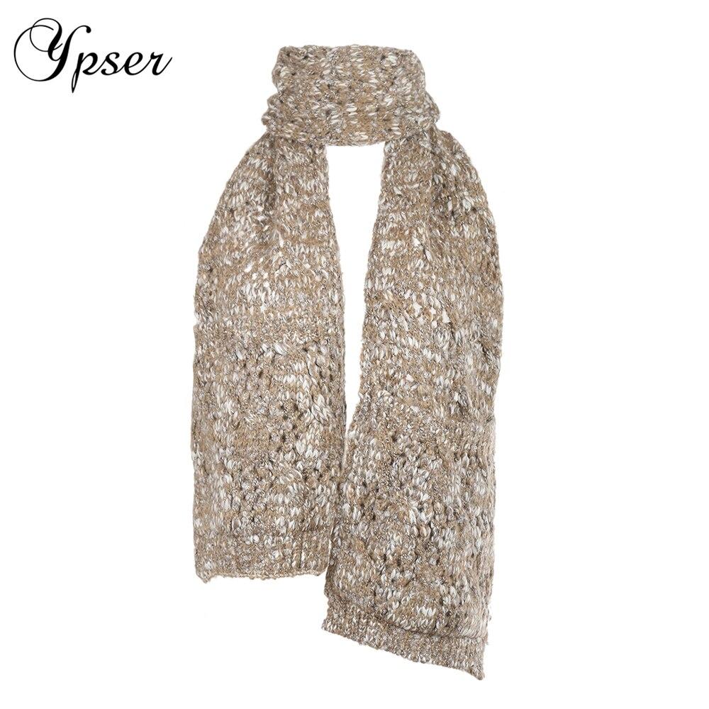 Bufanda con bolsillos invierno bufanda mujeres Mantones Wraps gruesa ...