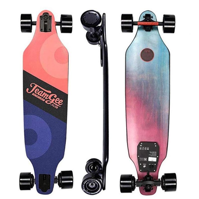 Roller Sport & Unterhaltung Freundlich Koowheel Verbesserte Elektrische Longboard 4 Rad Onyx Elektrische Skateboard 2nd Gen Electrico Hoverboard Dual Hub Motor Skateboard