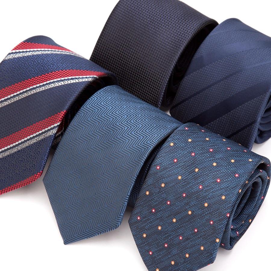IHGSNMB Mens Ties Fashion New Design Neck Tie Plaid&Striped Ties For Men Formal Necktie Business Wedding Party Gifts Gravatas