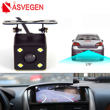 Asvegen Rear View Camera Intelligent Dynamic Trajectory Tracks HD CCD Reverse Backup Camera Auto Reversing Parking Assistance for mercedes benz glk glk300 glk350 x204 ccd car backup parking camera intelligent tracks dynamic guidance rear view camera