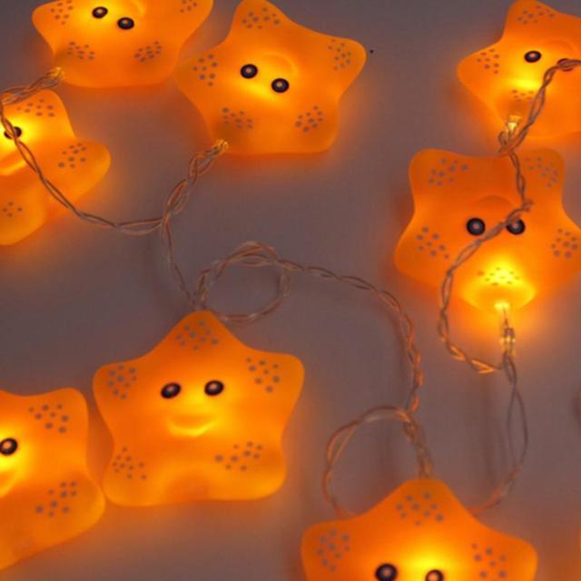 e820db9ff0d Hipopótamo estrella ciervos tipo animal noche lámpara de la secuencia  festival decoración 1