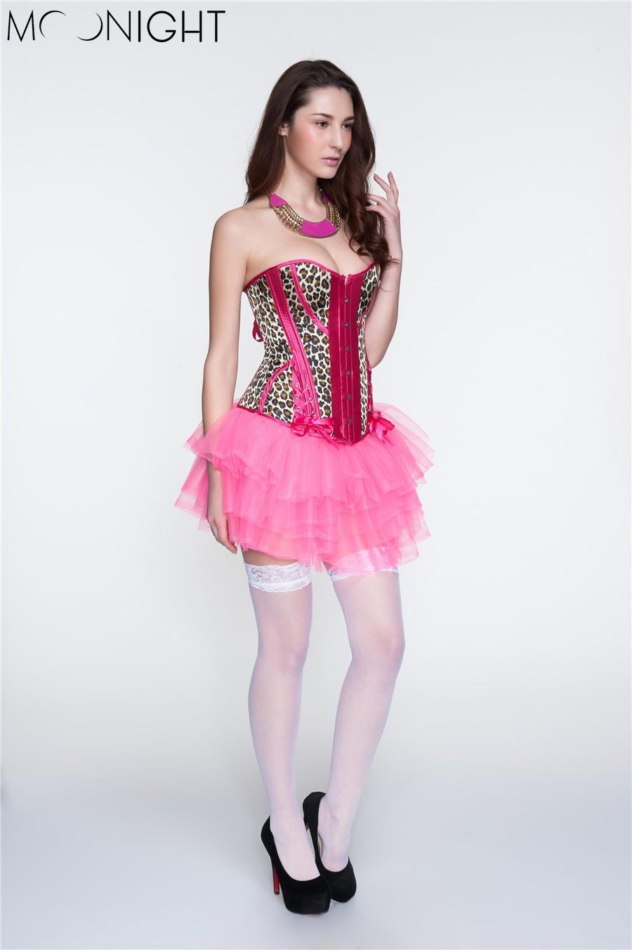 1174 corset+5060pink skirt